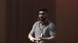 What Does It Mean To Be Human? | Sajjad Khan | TEDxUniversityofStrathclyde