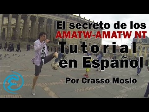 Tutorial AMATW AMATW nt (No Touch) por Crasso Moslo