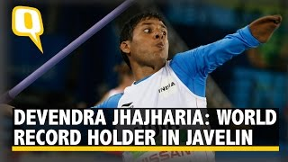 Devendra Jhajharia – First Indian to Win Two Paralympic Golds