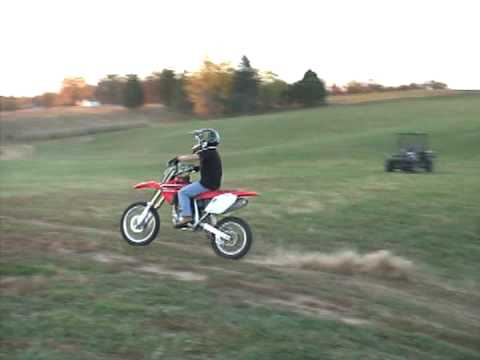 honda crf150r youtube