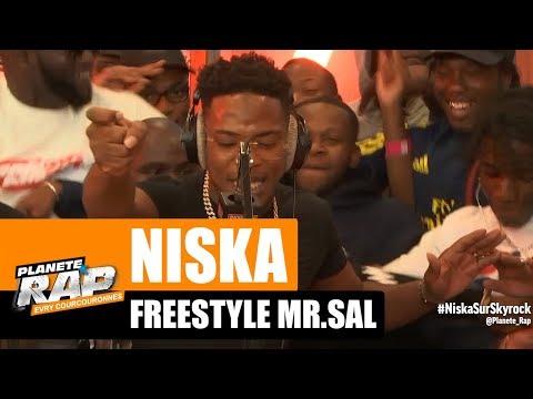 Youtube: Niska – Freestyle Mr. Sal #RecordBattu #PlanèteRap
