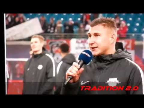 Rb Leipzig Weihnachtsfeier.Rb Leipzig Vs Sv Werder Bremen 3 2 Fanbattle Weihnachtsfeier