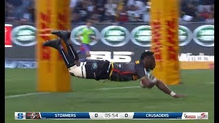 Vodacom Super Rugby | Stormers vs Crusaders | Highlights