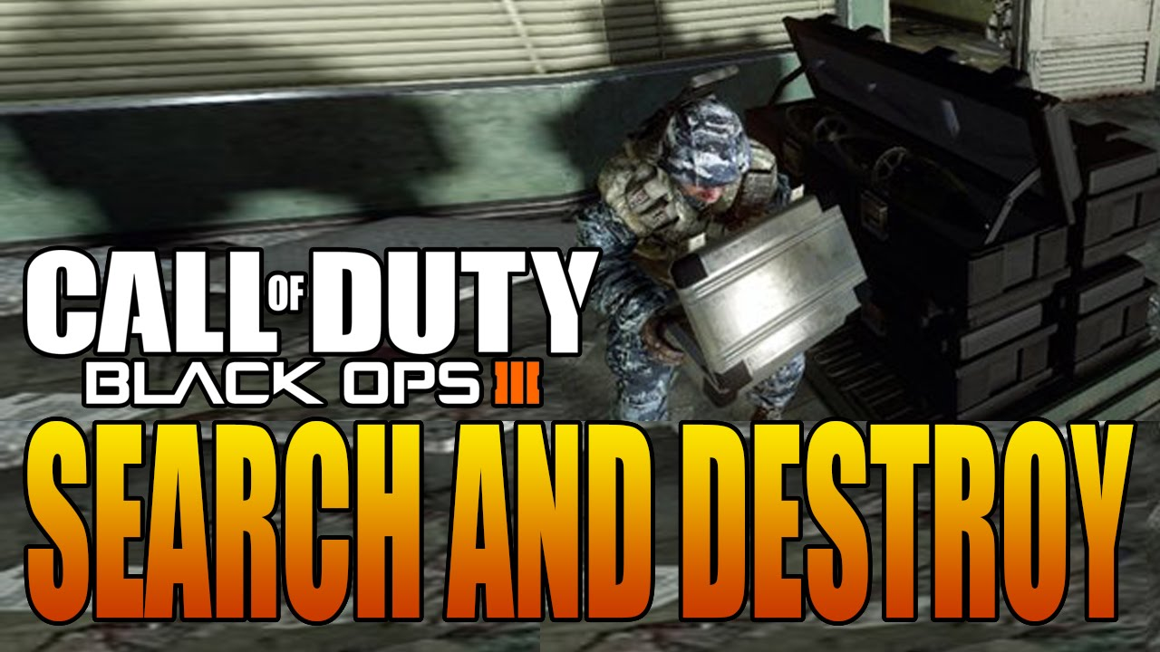 Black Ops 3 Search and Destroy Info: Round Limit, Power Weapons, more! (BO3 SnD Pubs vs ...