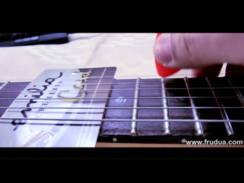 Setup the Action of your Guitar in 3 minutes | Strings height