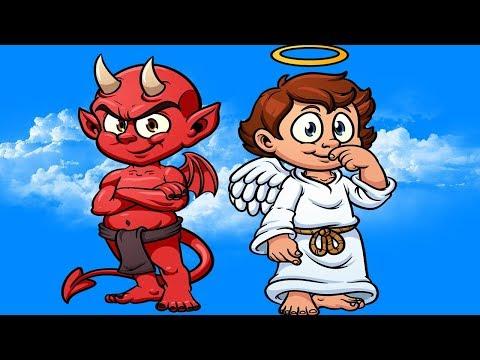АНГЕЛЫ СПАСЛИ МИР ► БИТВА АНГЕЛОВ ► The Battle of Angels