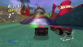 [Xbox 360] Hot Wheels: Beat That! - Inferno: Mini Golf Tournament - Super Tsunami