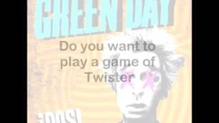 """Lady Cobra"" - ""Green Day"" Lyric Video"