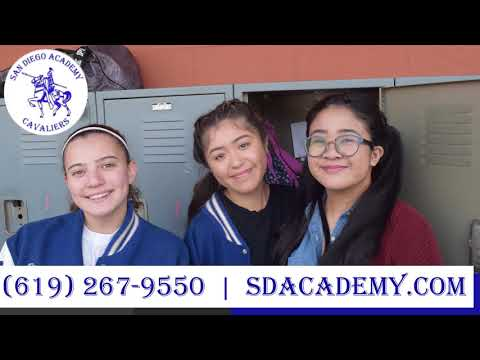 San Diego Academy | Private Schools in National City