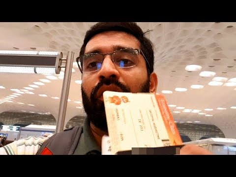 Mumbai airport guide | Marathi vlog | check-in, security, immigration, boarding