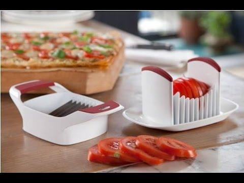 Review:  Zyliss Easy Slice Tomato Slicer