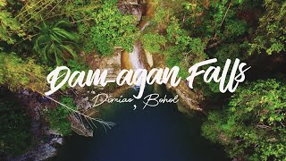 dam agan falls dimiao bohol philippines