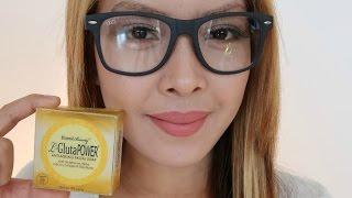PANG-ALIS NG PIKAS Royale L-Gluta Anti-Agieng Facial Soap REVIEW+DEMO Emmas VeeLOG