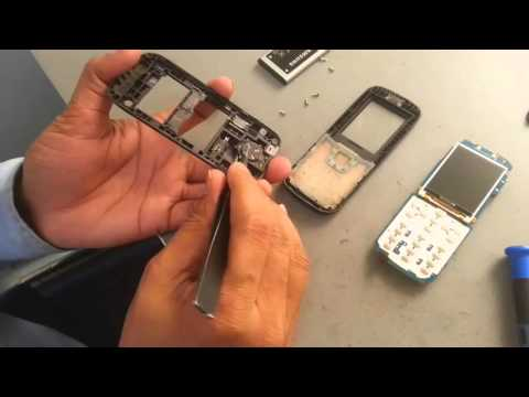Samsung E1282T Disassembly Videos - Waoweo