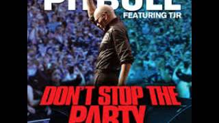 Pitbull Feat TJR - Don't Stop The Party (Jefferson Gazzineu Remix)