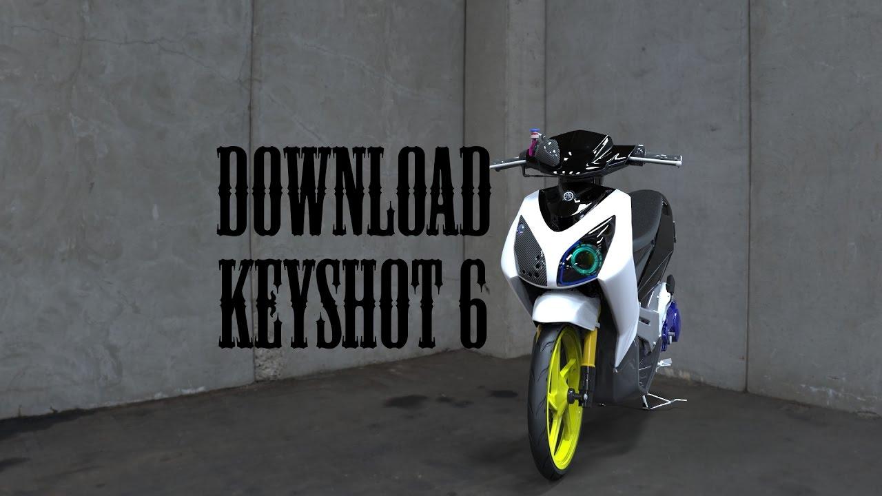 DOWNLOAD KEYSHOT 6 + CRACK   64 BIT - YouTube