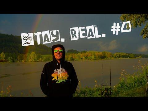 Stay. Real. #4 | Donau gönnt | Karpfenangeln