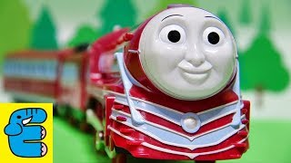 プラレールトーマス ケイトリン Thomas and Friends Plarail Caitlin [English Subs] thumbnail