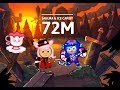 COOKIE RUN Land 7 Sakura & Ice Candy 72M