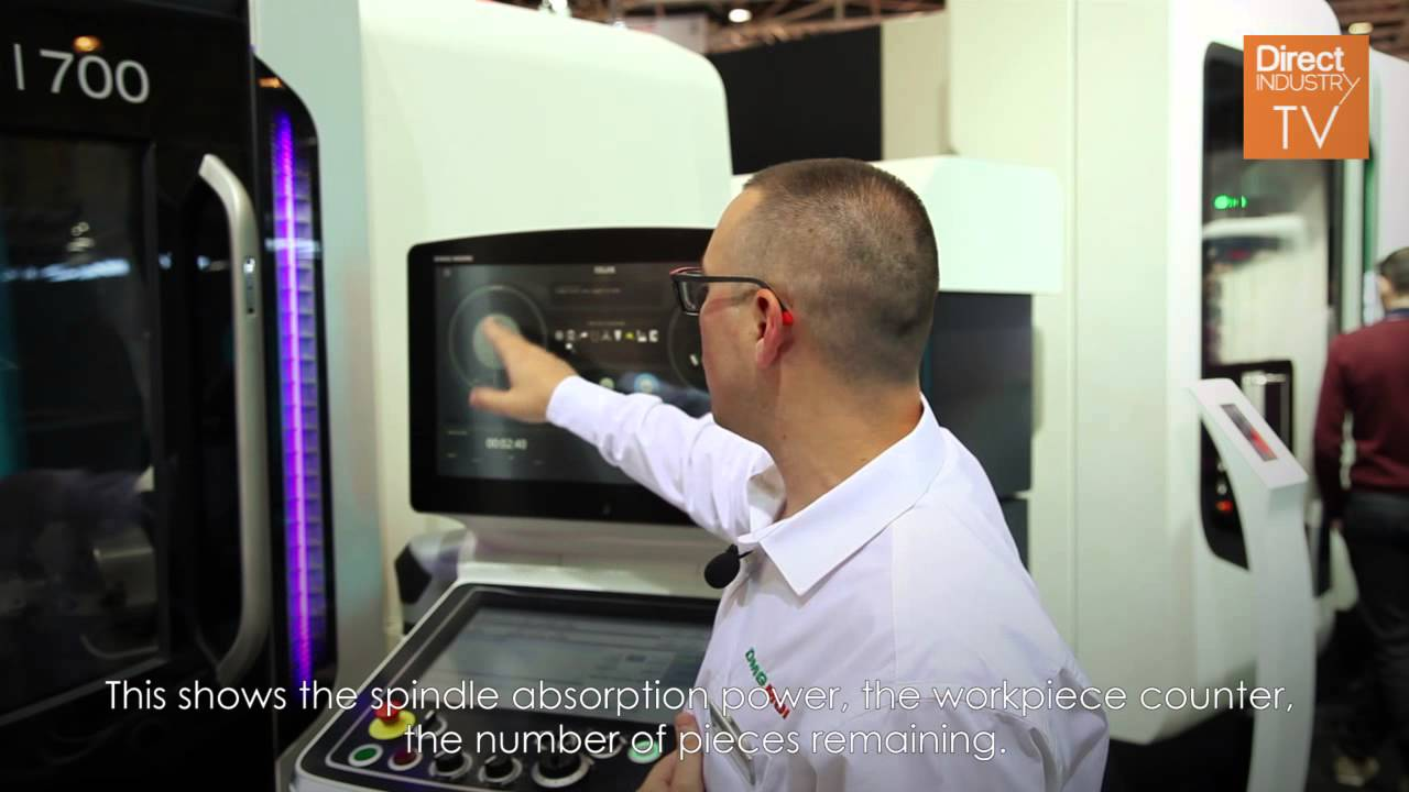 Industrie Lyon 2015: Interview with DMG MORI