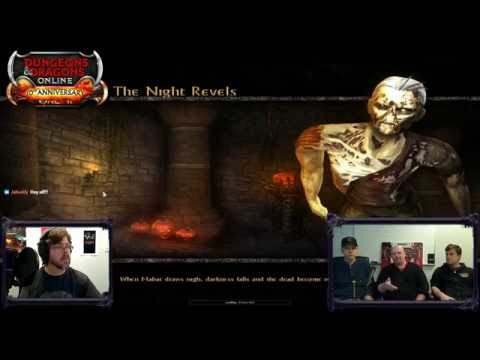 Update 33 Livestream Preview - Dungeons & Dragons Online