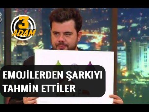 İbo ve Murat Dalkılıç, Şebnem Bozoklu,Çağlar Çorumlu ve Oğuzhan'a Karşı! | 3 Adam