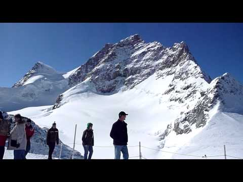 Jungfraubahnen少女峰地區