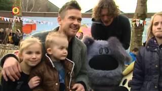 Johnny de Mol en Angela Schijf openen Tovertuin in Den Bosch