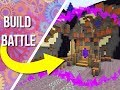 Building A Haunted Portal Tree on BUILD BATTLE!