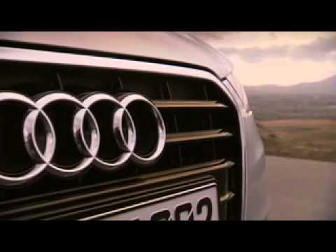 The new 2012 Audi A6