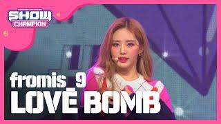 LOVE BOMB