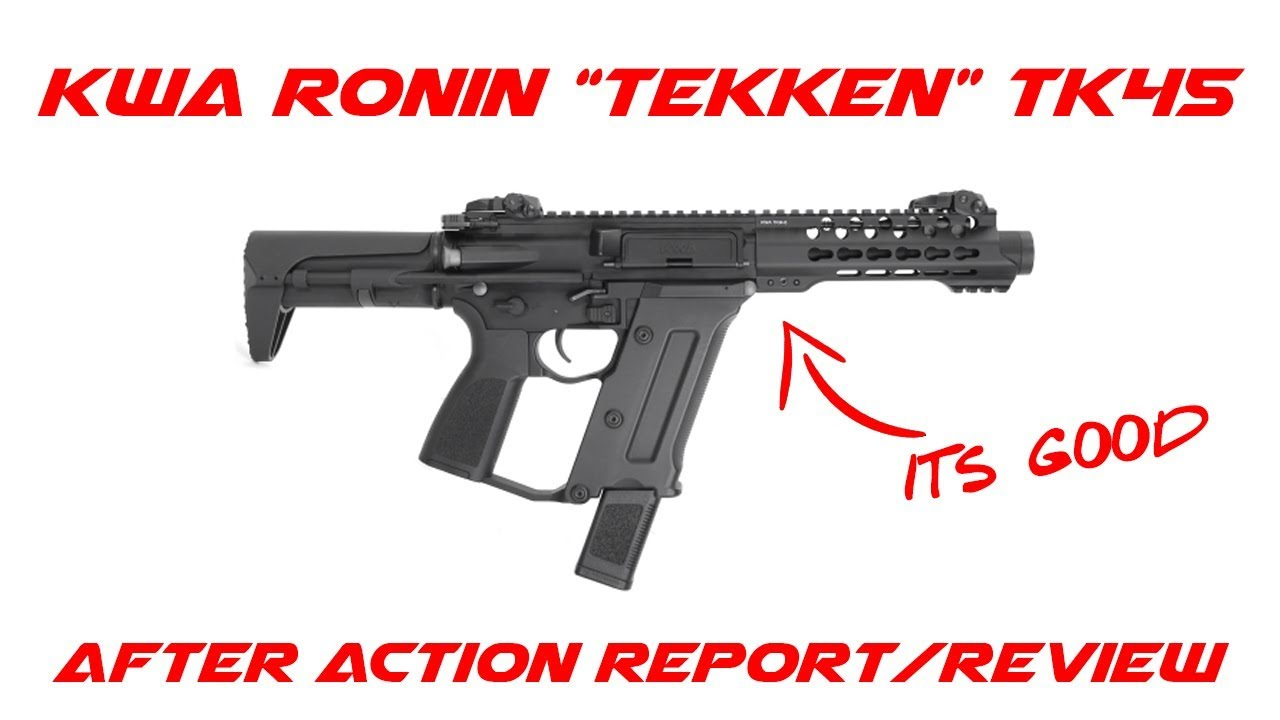 le dernier 9ce7b 4923f KWA RONIN TK45 - After Action Report