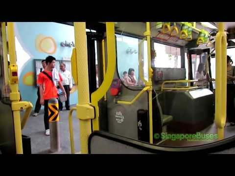 [DEANS] SBS Transit Dennis Trident III SBS9673A @ 80 (Singapore Buses)
