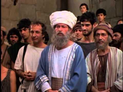 Trailer do filme Jesus - Segundo o Evangelho de Lucas
