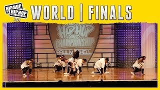 Brotherhood Varsity - Canada Varsity at the 2014 HHI World Finals