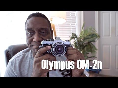Best 35mm Film SLR Camera Ever? The Olympus OM-2n is Brilliant!