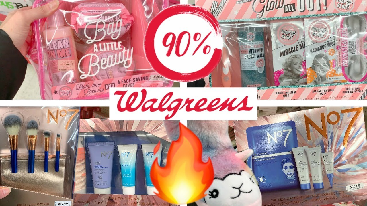 Walgreens 90 Off Christmas 2021 90 Off Clearance At Walgreens Get Ready For The Markdowns Youtube