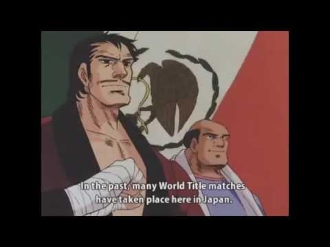 Himno nacional mexicano en anime