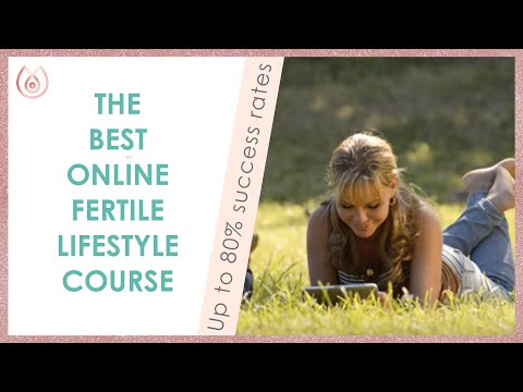 90 Day Fast Track to Fertility Success - Online Fertile Lifestyle Support