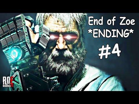 BHAI - BHAI KI LADAI = RE7 End of Zoe Part #4 (Ending ) #Final