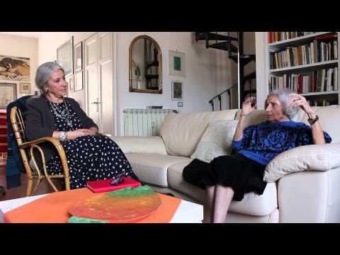 Elsa De Giorgi: Adele Cambria intervistata da Sandra Petrignani  - vs integrale