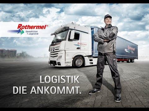 Spedition Rothermel - Logistik die ankommt