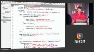 Dan Wahlin - AngularJS in 20ish Minutes - NG-Conf