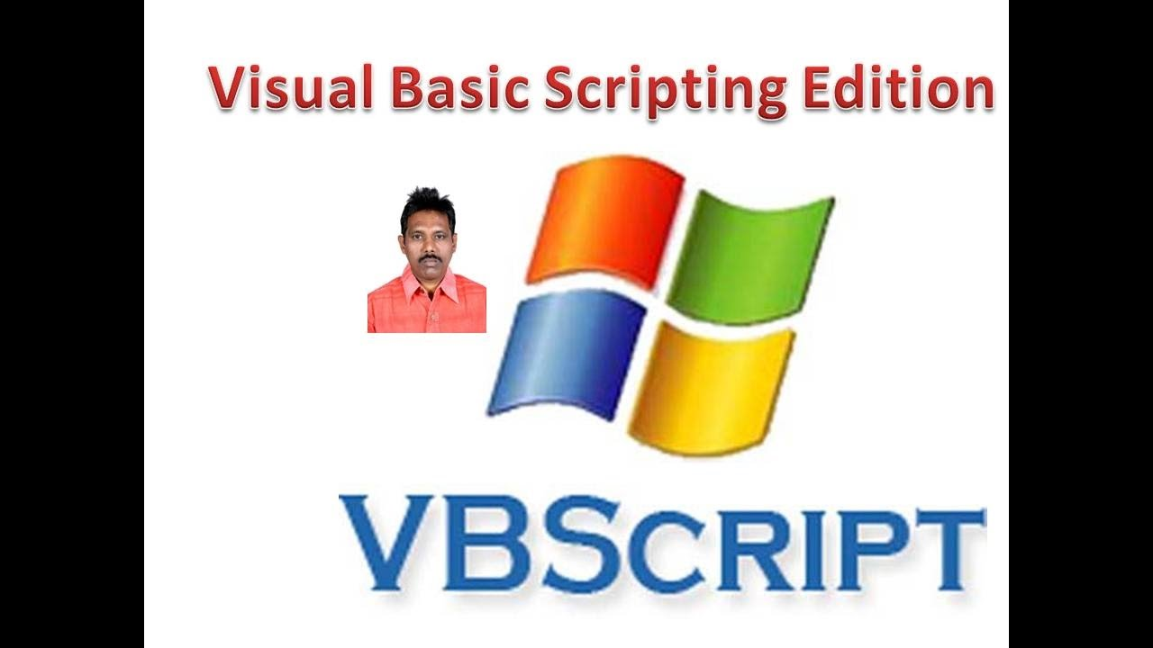 Tutorial pdf scripting vb