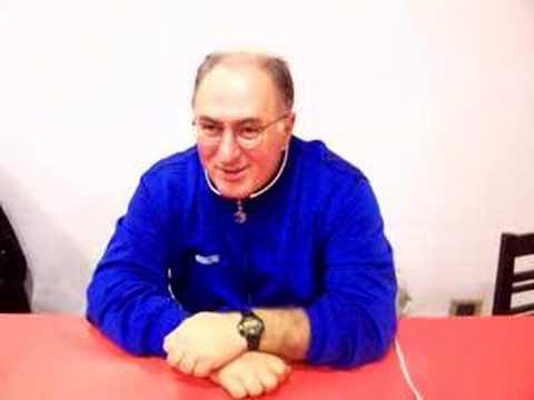 Intervista a Mister Sciulli