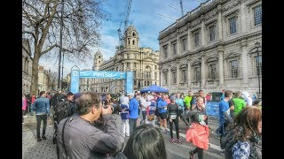 SUB 40 10KM ATTEMPT #2 | WINTER RUN LONDON 2018
