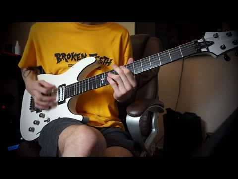 Malevolence - Slave To Satisfaction (Guitar Cover)