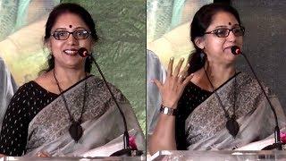 Revathi Speech@KENI Audio & Trailer launch | Parthiban | Jeyapradha | Anu Hasan