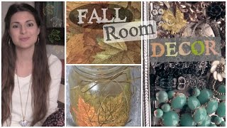 Easy FALL Room Decor DIY - Make your room cozy for cheap ♥ Autumn Decorations Inspiration Thumbnail