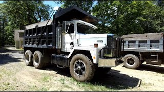 Buying a 10 wheeler dump truck